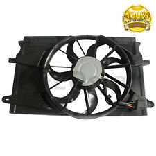Dual Radiator and Condenser Fan Assembly TYC 624430 fits 18-19 Chevrolet Equinox