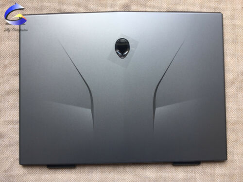 New For Dell Alienware M11X R1 R2 R3 Lcd Back Cover Silver 0DRG22