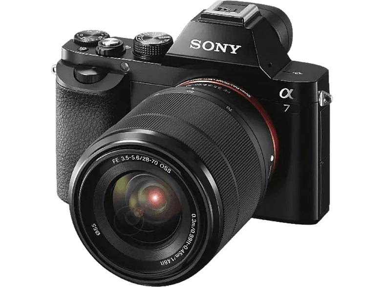 Cámara EVIL - Sony Alpha ILCE 7KB, Sen 24.3 MP, Full Frame,...