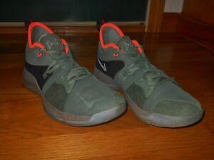 dcbca06e46fb Nike PG 2 Palmdale EP All-Star Clay Green Black Paul George AO1757 ...