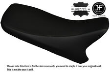 BLACK STITCH CUSTOM FITS AEON REVO 100 DUAL LEATHER SEAT COVER ONLY