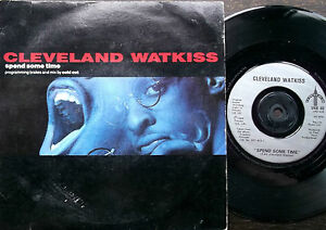 CLEVELAND-WATKISS-Spend-Some-Time-Cold-Cut-Mix-Urban-7-034-1989-EX