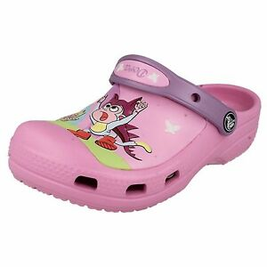 7444186c7a9e GIRLS SYNTHETIC DORA CLOGDS BY CROCS GREAT FOR GIRLS STYLE CC DORA ...