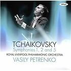 Pyotr Il'yich Tchaikovsky - Tchaikovsky: Symphonies 1, 2 and 5 (2016)