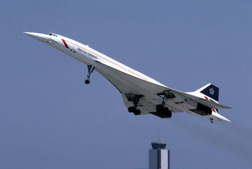 Tu-144 and more! Concorde Civil SST Flight Manuals on CD