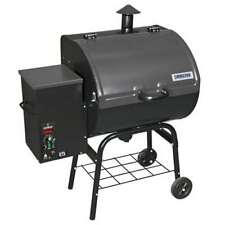 Camp Chef SmokePro STX Wood Pellet BBQ Grill and Smoker, Black (For Parts)