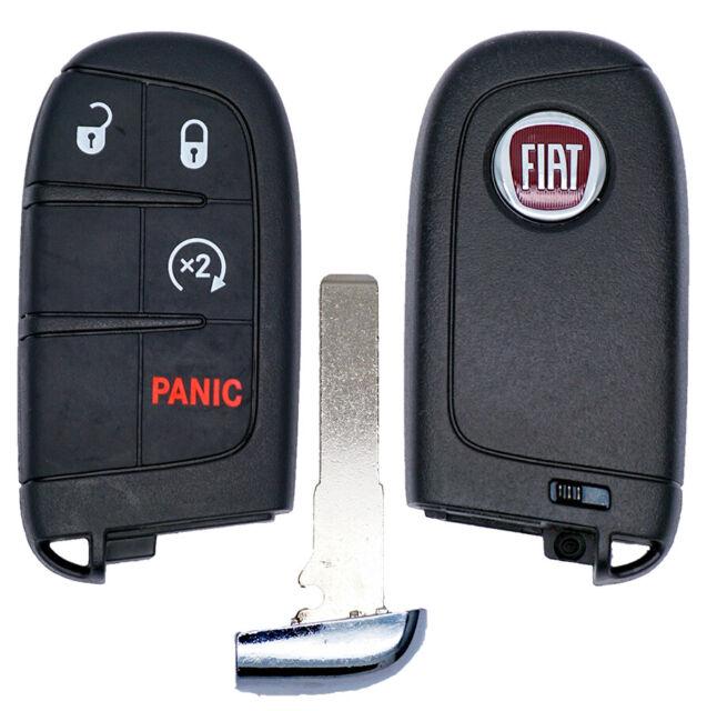 Unlocked virgin FIAT 500X smart keyless entry remote fob clicker 735637066 OEM
