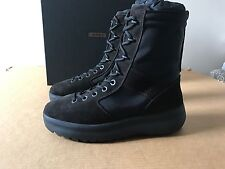 Yeezy Season 3 Military Boot Onyx Shade KM 2606.012 EUR 42 US 9 Authentic