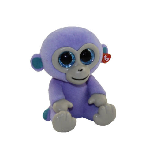 TY Beanie Boos Mini Boo SERIES 2 Collectible Figure BLUEBERRY Monkey 2 inch