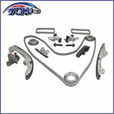 Evergreen TK21235 Timing Chain Kit Fit 07-10 Ford Edge Taurus Lincoln Mkz V6 3.5 3.7L Duratec