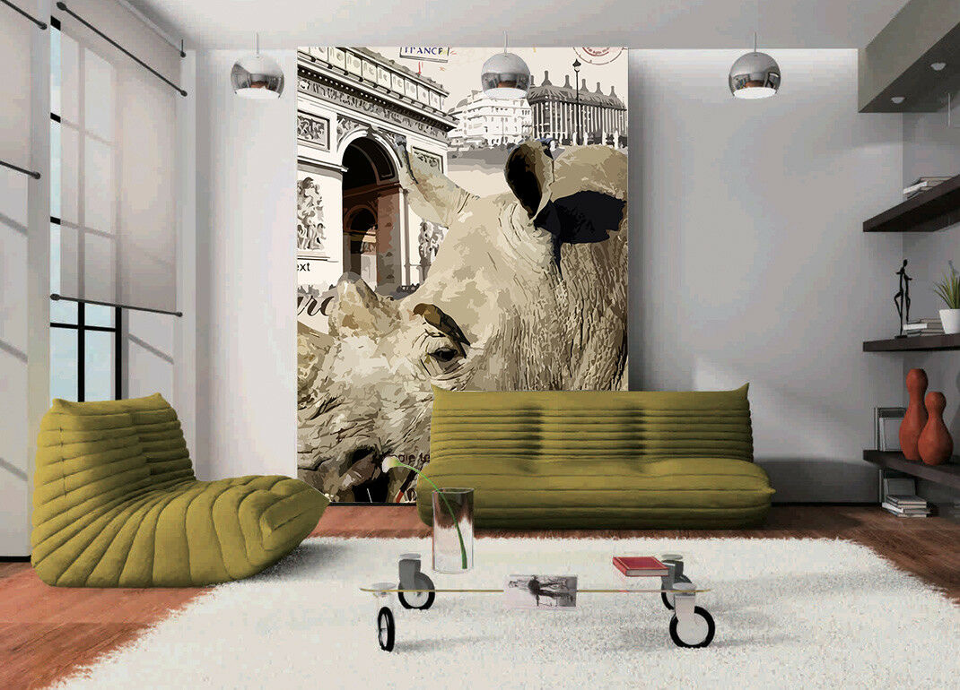 3D Build Painted 51 Wallpaper Murals Wall Print Wallpaper Mural AJ WALL AU Kyra