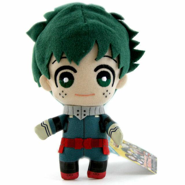 Little Buddy 1695 My Hero Academia Izuku Midoriya Plush Dangler 6 For Sale Online Ebay