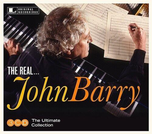 John Barry - Real John Barry [New CD] Holland - Import