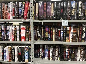 Lot of 8 Stephen King Horror Hardcover Books Random MIX Free Shipping!