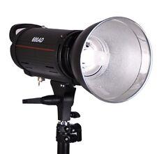 Mettle 600W Dual Power AC/DC 110v Monolight Flash w/ Battery Pack