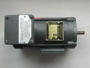 Baldor cm7006a 1 2 hp 1725 rpm explosion proof 3 phase 230 for Explosion proof dc motor