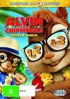 Alvin and The Chipmunks 1 2 3 R4 DVD
