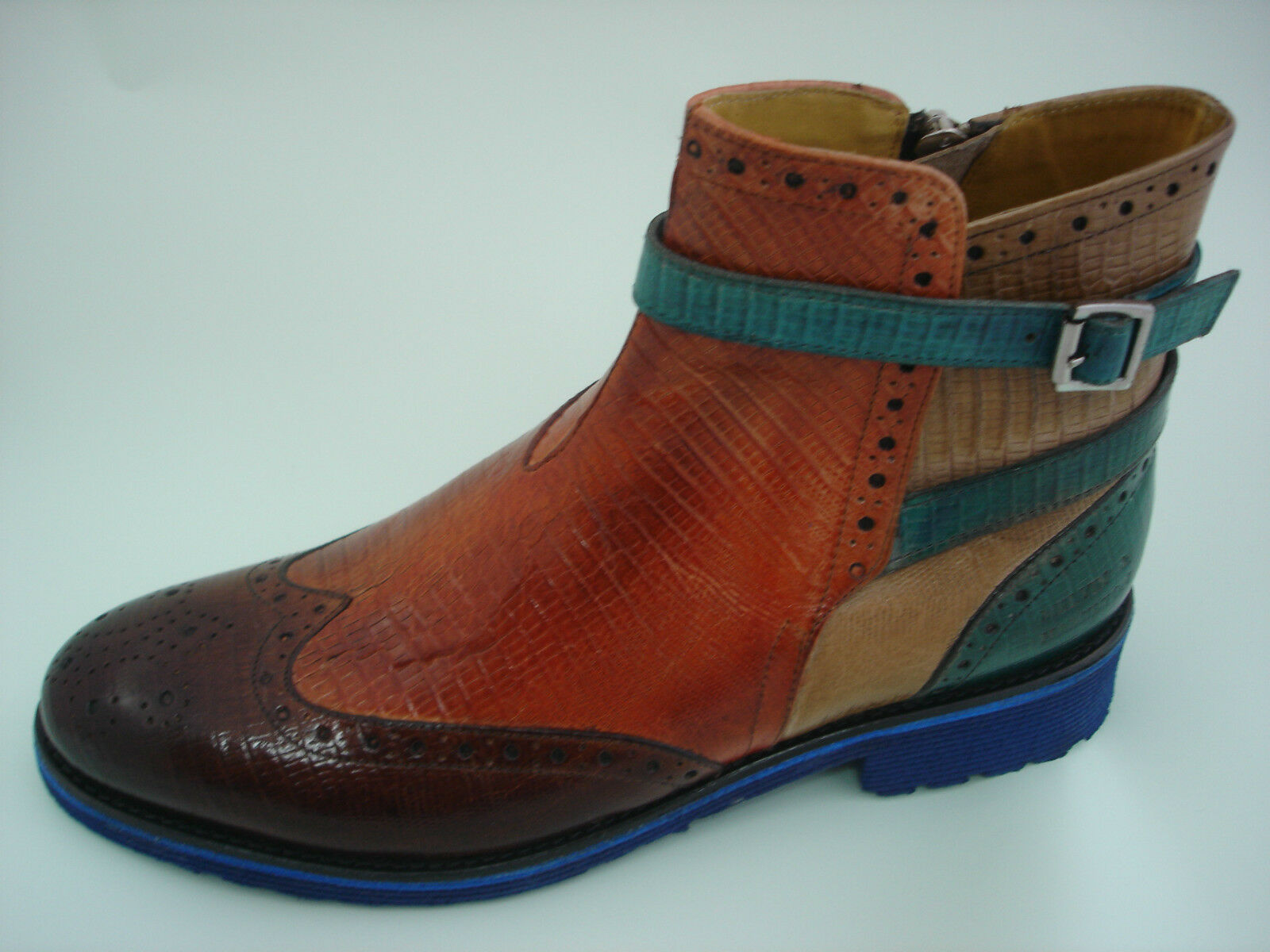 Melvin & Hamilton Amelie 11 Ankle Boots Stiefeletten Leder