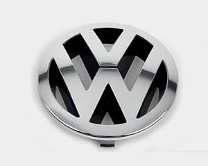 Original VW Calandre Emblème Logo Chrome 7l6 853 601 a TOUAREG 2003-2007 7 L