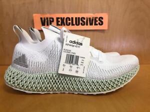 best sneakers 5c9a4 f0fa0 Image is loading Adidas-AlphaEdge-FutureCraft-4D-ASW-LTD-Cloud-White-