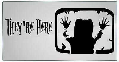 Wall DecalDoggy Horror Movie Quote Smile You Son Of A Bitch Vinyl Decal Car