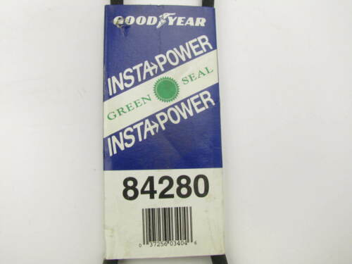 Goodyear 84280 Accessory Drive Belt V-belt 1//2x28 Inch