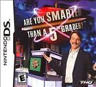Are You Smarter Than a 5th Grader (Nintendo DS, 2007)