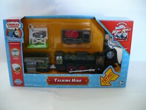 Thomas-Trackmaster-039-Talking-Hiro-039-Hero-of-the-Rails-by-Tomy-sealed