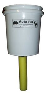 2 Pcs - On Demand Hanging Gravity Bump Feeder-Deer & Hog - 5 Gallon / 45+ lb Cap | eBay