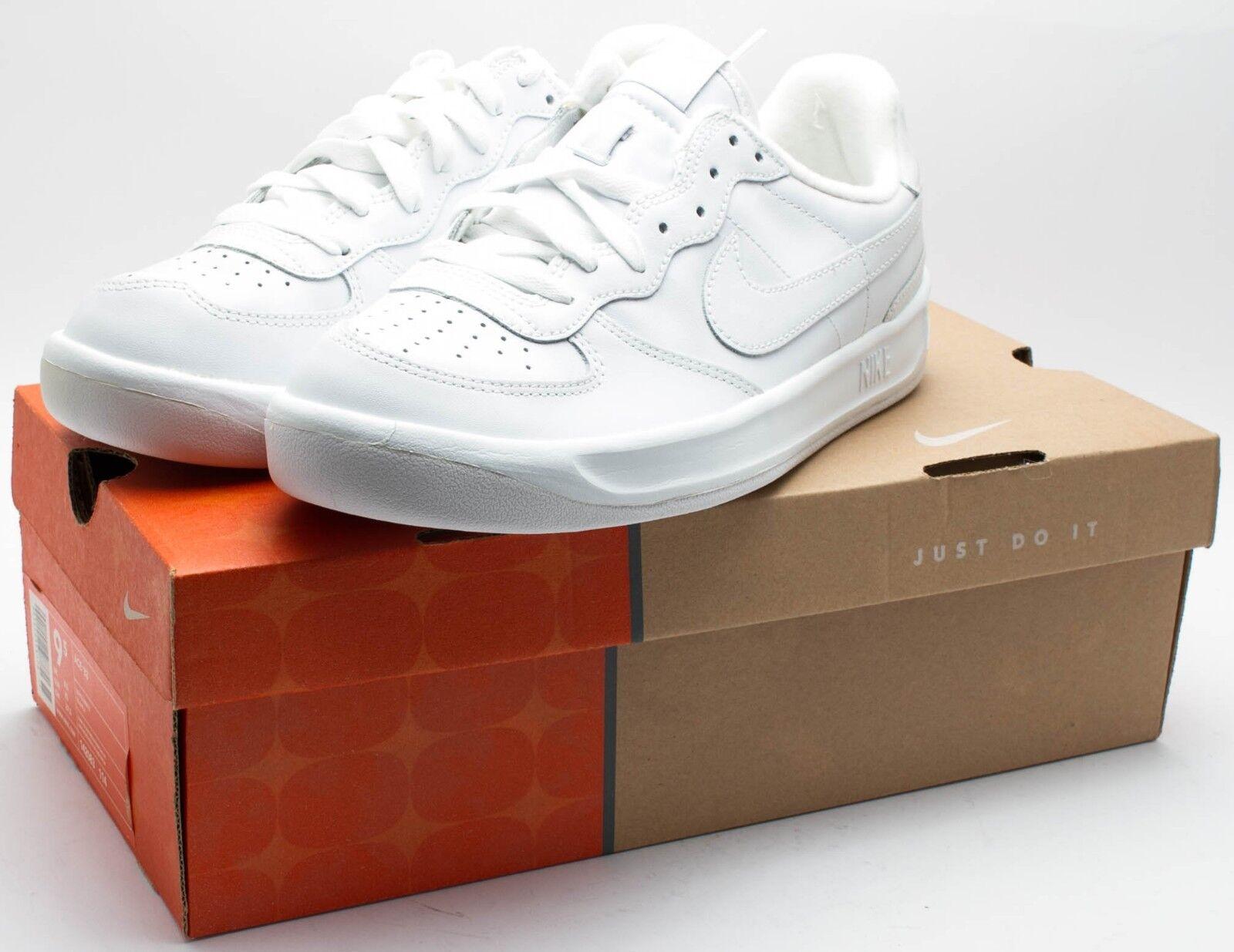 Nike Herren Vintage 142083-114 2000 ACE '83 Schuhe 142083-114 Vintage weiß sz-10.5 0f3e29