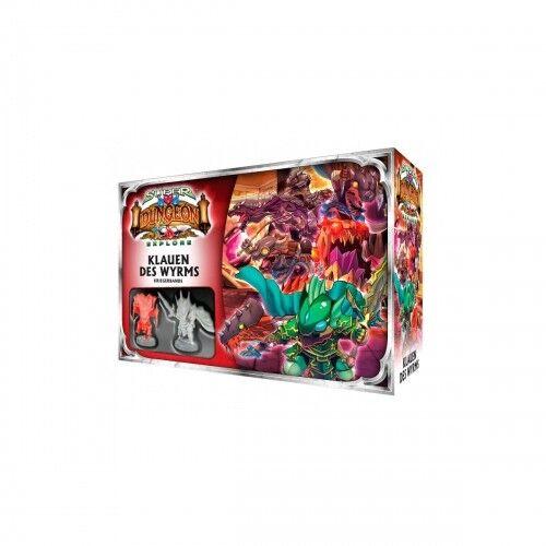SUPER Dungeon Explore-EXT. artigli del Wyrms