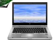 "HP 8460P 14.1"" Grade B Laptop Intel Core i5 2nd Gen 2520M (2.50 GHz) 320 GB HDD"