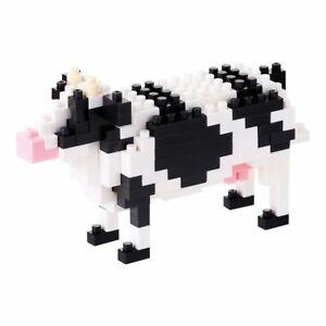 Nanoblock-Mini-Critters-Series-by-Kawada-Cow-NBC-141-NEW