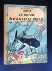 Album Hergé Tintin Le trésor de rackham le rouge B27 bis 1960 BON ETAT MOINS