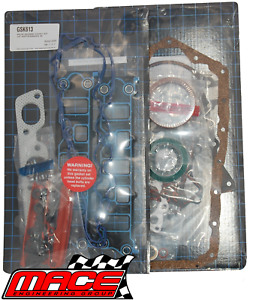 MACE FULL ENGINE GASKET KIT FOR HOLDEN L67 SUPERCHARGED 3.8L V6