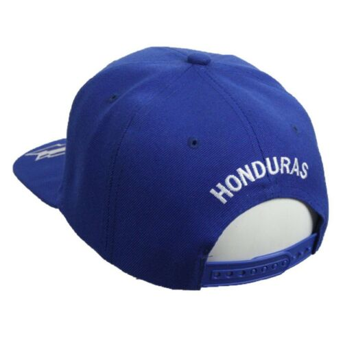 Honduras Flag Baseball Cap Flat Bill Sun Visor Hat Hip Hop Snapback Outdoor
