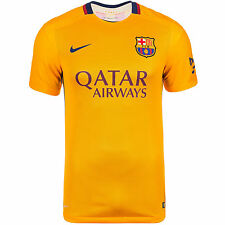 FC Barcelona Performance Authentic Match Trikot Away XXL NEU NEW NWT