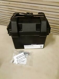 Black #9082-1 Attwood Small Battery Box