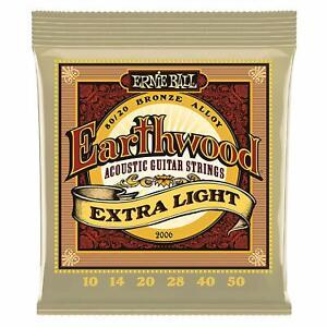 Ernie-Ball-Acoustic-Guitar-Strings-Earthwood-2006-80-20-XL-10-50