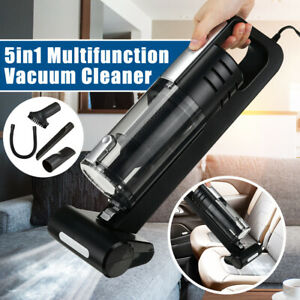 Handheld-Car-Vacuum-Cleaner-Portable-Corded-Dust-Clean-Brush-Head-W-LED-Light