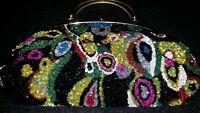 Butler & Wilson Qvc Stunning Beaded Bag Brand