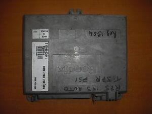 calculateur une prise siemens HOM7700740605 /7700740932 /S100805204A  (ref 1904)