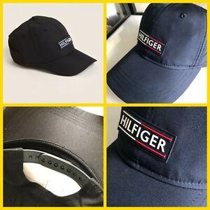 NEW-TOMMY-HILFIGER-MEN-039-S-Polyester-Baseball-Cap-HAT