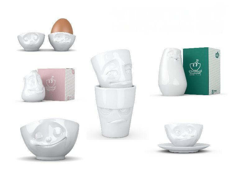 Sprechende  Fiftyeight Tassen Kanne Schale Schüssel Eierbecher Vase Henkeltasse     | Eleganter Stil
