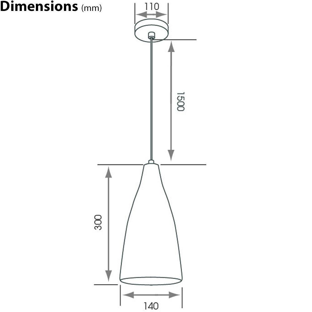 Béton Plafonnier Lampe Pendante Moderne – 240V Style Rétro Moderne Pendante Gris Led Cuisine cf841e