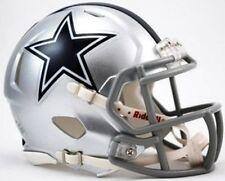 Dallas Cowboys Riddell NFL Football Team Revolution SPEED Mini Helmet