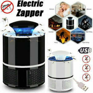 Electric-Fly-Bug-Zapper-Mosquito-Insect-Killer-LED-Light-Trap-Lamp-Pest-Contr-YK