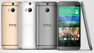 NUOVA-condizione-sbloccato-di-fabbrica-HTC-One-M8-16-GB-Android-telefono-in-scatola-Pack