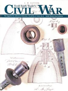 North-South-Trader-Civil-War-V28-N6-Sawyer-Fuse-Confederate-Cavalry-Shotgun