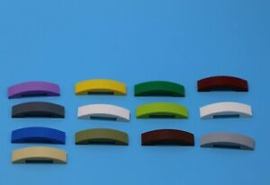 Lego-plate-w-bow-1x4-x-2-3-select-color